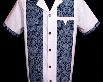 NEW! Legend Sea King Discovery White limited-edition ultra-high quality men's shirt