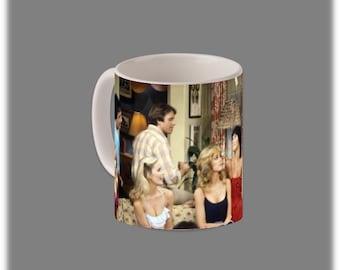 Three's Company Coffee Cup #1111