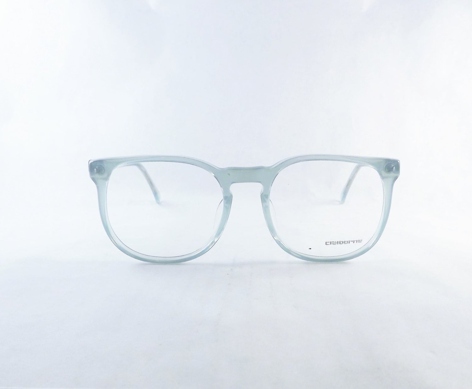 Round Eyeglasses Big Glasses Transparent Glasses Designer