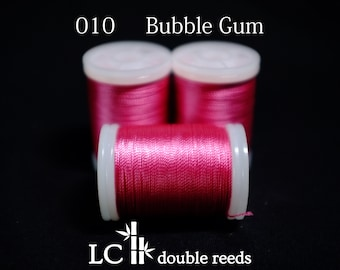 """FF Nylon Thread for Oboe or Bassoon Reed-Making """"Bubble Gum"""""""