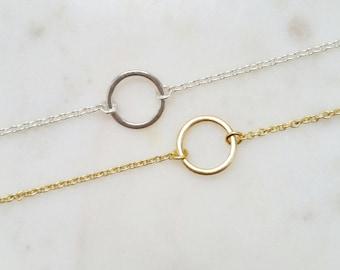 Karma-Bracelet, Circle Bracelet