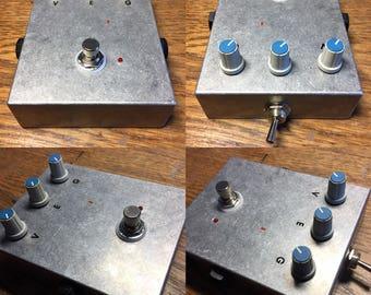 SWEGAN Mk3 - Feedback/Oscillating Fuzz - Made to order