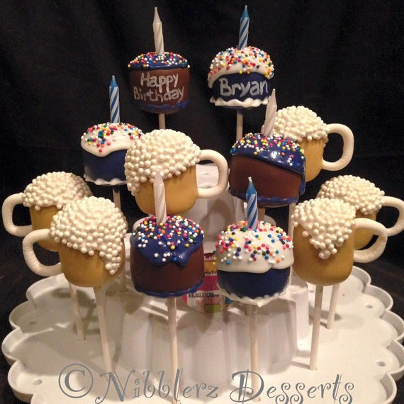 Beer Birthday Cakes