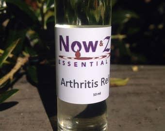 Now and Zen essential oil arthritis relief