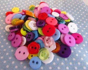 Small Button Assortment