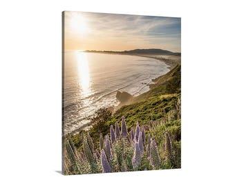 Stinson Beach Art, Marin County Art, Pacific Coast Highway, California Coast, Beach Sunset, Marin County Gift, Stinson Beach Picture