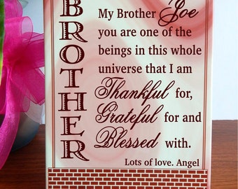 From brother etsy more colors gift for brother gifts for birthday negle Image collections