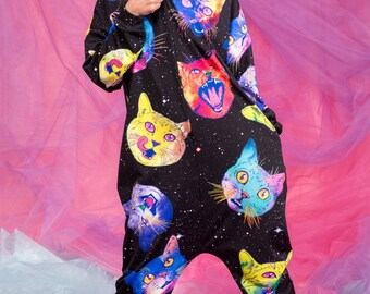 Plus Size Costumes, Adult Pajama, Funny Cat Clothing, Cosplay Costumes, Onesie Adult, Kawaii Clothing, Funny Cat Costume, Cat Lover Gift