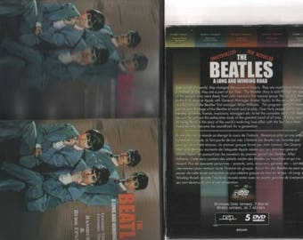 The Beatles  A long and Winding road    5 DVD a real story of the Beatles