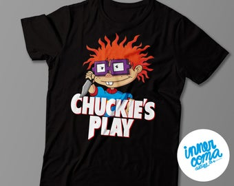 Chuckie's Play T-shirt