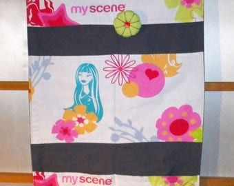 Storage / space wall pockets 6 pockets