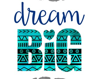 Dream Big A3 for Catherine