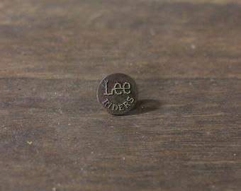 ON SALE // RARE Vintage Lee Riders Lapel Pin