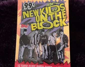 NKOTB Photo Cards