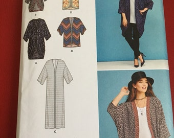 Simplicity K1108 easy to sew pattern