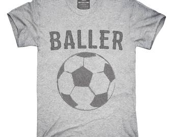 Baller Soccer T-Shirt, Hoodie, Tank Top, Gifts