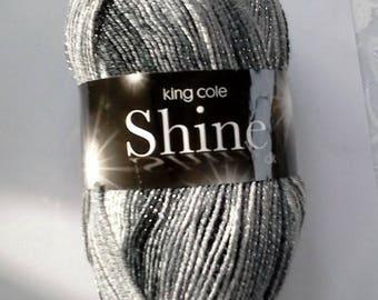 Double Knitting, DK, King Cole Shine