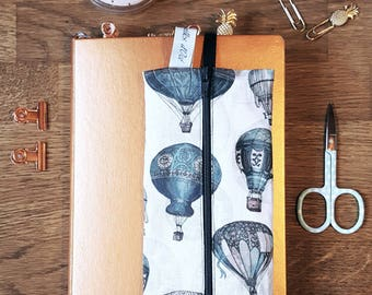 Kit cloth hot air balloon for pad bullet newspaper 100% MADE IN FRANCE
