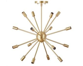 Sputnik Chandelier No. 1 - The Classic