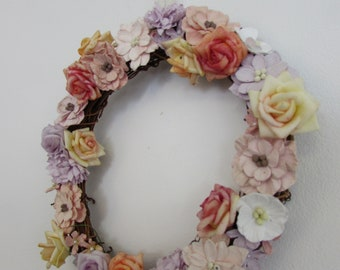Rose Circle Wreath