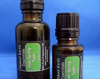 Irish Spring Type Fragrance Oil Naked Earth Essentials 15-30 ML