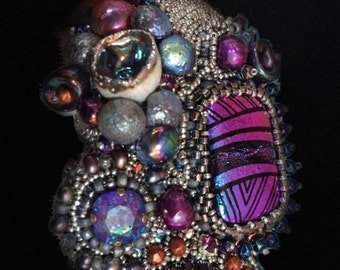 An Exploration in Glass Cuff