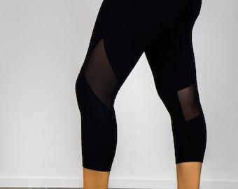 Trinity Activewear mesh panel Legging leggings