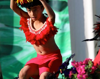 Tauvae ~ Feathered Leg Adornments For Boys