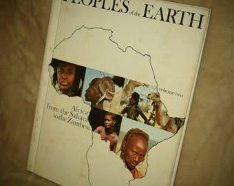 Peoples of the Earth vol. 2, vol. 9, vol. 13
