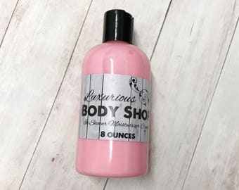 Pink Chiffon Luscious In-Shower Moisturizer, In-Shower Lotion, Shower Lotion, Victoria Secret Type