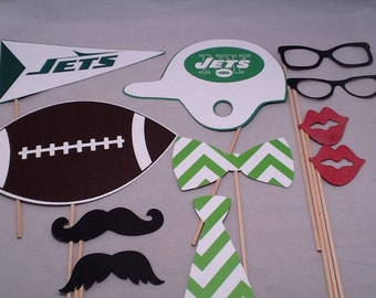 Custom Football photo props  Football Party