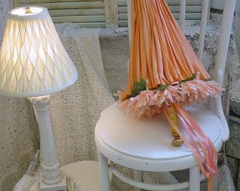 Parasol Umbrella Flowers Romantic Shabby Chic Paris Apt