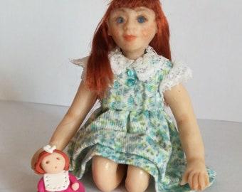 Melisa (OOAK doll)