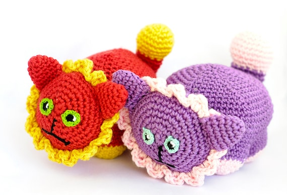 Easy Amigurumi Crochet Patterns For Beginners : Fast easy amigurumi: last minute crochet gifts fast and free