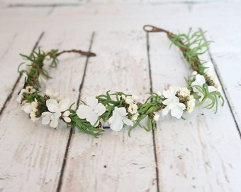 Wreath for Kinds - White
