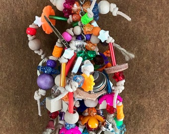 BUSY ACTIVITIES Bird Toy 10-AT1368