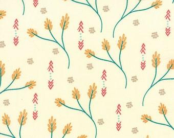 Ivory Cresote Fabric - Valley by Sherri Chelsi by Moda - 1/2 Yard