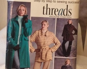 Simplicity 3562 - Threads Magazine Collection