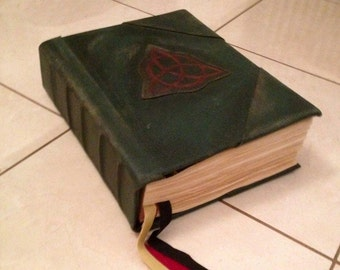 Book of Shadows Replica - New page style (in Greek, English or French)