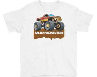 Monster Truck Mud Monster TShirt