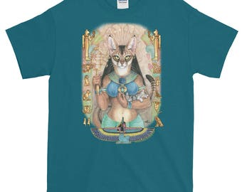 Bastet Short-Sleeve T-Shirt
