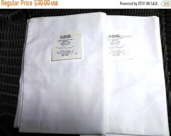 set of 2 parts, 2 available white pillows, pillowcases made in Bulgaria in 1982, pillowcases with labels, well-preserved, sleeping pillow.
