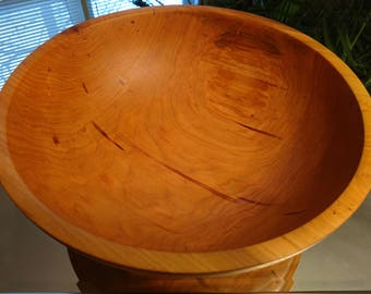Cherry Wood Bowl