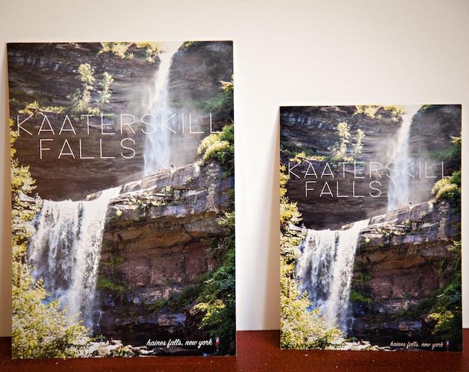 *SALE* Kaaterskill Falls Postcard - Misprint