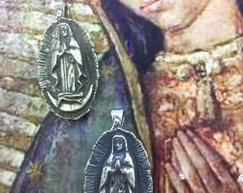 Our Lady of Guadalupe in Brass