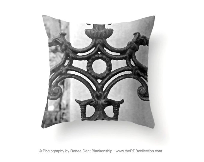 Ironwork Pillow