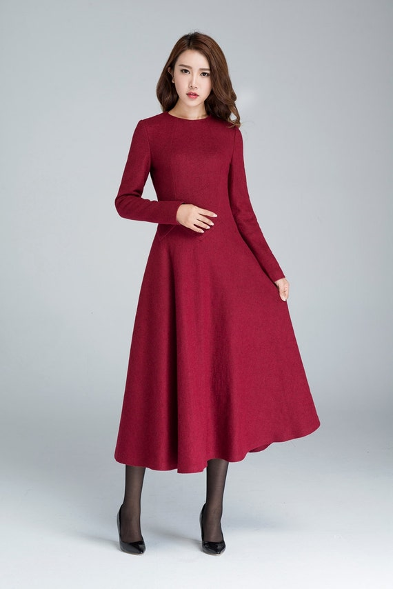 fall evening dresses