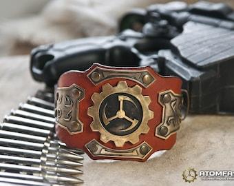 Pulse of Eternity men's steampunk bracelet