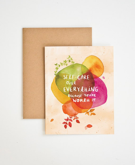 Self care greeting card boxed set meera lee patel x alex self care greeting card boxed set meera lee patel x alex elle m4hsunfo