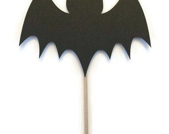 Halloween Photo Booth Props- LARGE Bat Photo Booth Prop